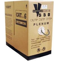 Cat6 Plenum Cable in Bulk