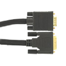 VGA to DVI-A Cables