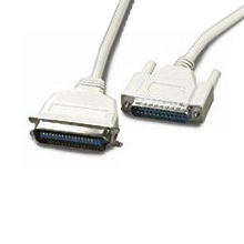 IEEE-1284 DB25M to C36M Parallel Printer Cables