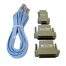 Cisco Compatible Auxilary/Console Port Cable Kit