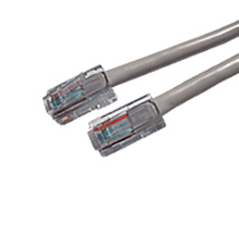 6FT Gray Cat5E 350MHz RJ45 Network Patch Cable