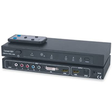 HDMI 3in1 Converter Switcher DVI YPbPr RGB HDMI v1.3 + SPDIF L/F Audio