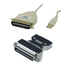 USB to Micro Centronics Kit- Convert USB Port On PC To HP LaserJet Printer