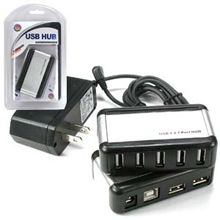 7 Port USB2.0 Hub