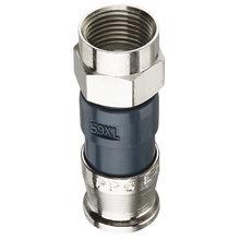 Ideal 89-160P Plenum RG-6 Compression Connectors 100/Jar