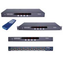 4:4 ShinyBow Component Video + Digital/Analog Audio Matrix Switch