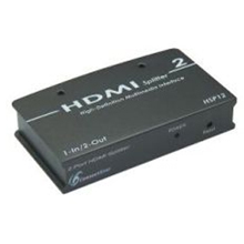 HDMI 1 to 2 Powered Splitter