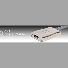 DisplayPort Super Booster Cable