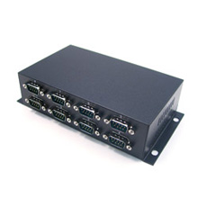 Industrial 8-Port RS-232 to USB 2.0 High Speed Converter