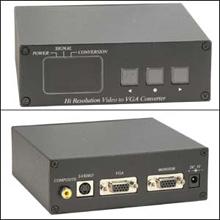 Composite Video to VGA Converter