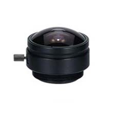 2.0mm 2 Megapixel Fixed Iris F2.0 2/3 CS Mount Lens