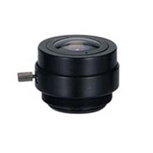 2.3mm 2 Megapixel Fixed Iris F2.0 1/2 CS Mount Lens