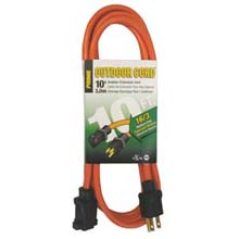 Outdoor Power Cords