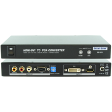 HDMI/DVI to VGA/Digital/Audio Converter