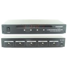1:4 HDMI Distribution Amplifier V1.3b
