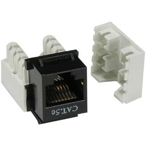 Category 5e Keystone Jacks