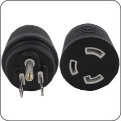 Plug adapter nema 5 15 plug to nema l5 30 connector block adapter plug adapter nema 5 15 plug to l5 30 connector block adapter publicscrutiny Image collections