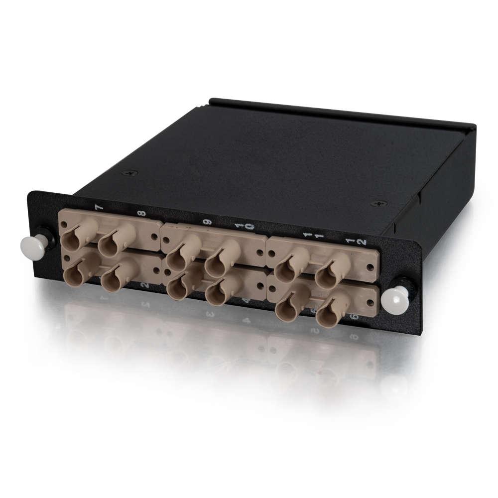 Q-Series  12-Strand MTP-ST Multimode 50/125 Module