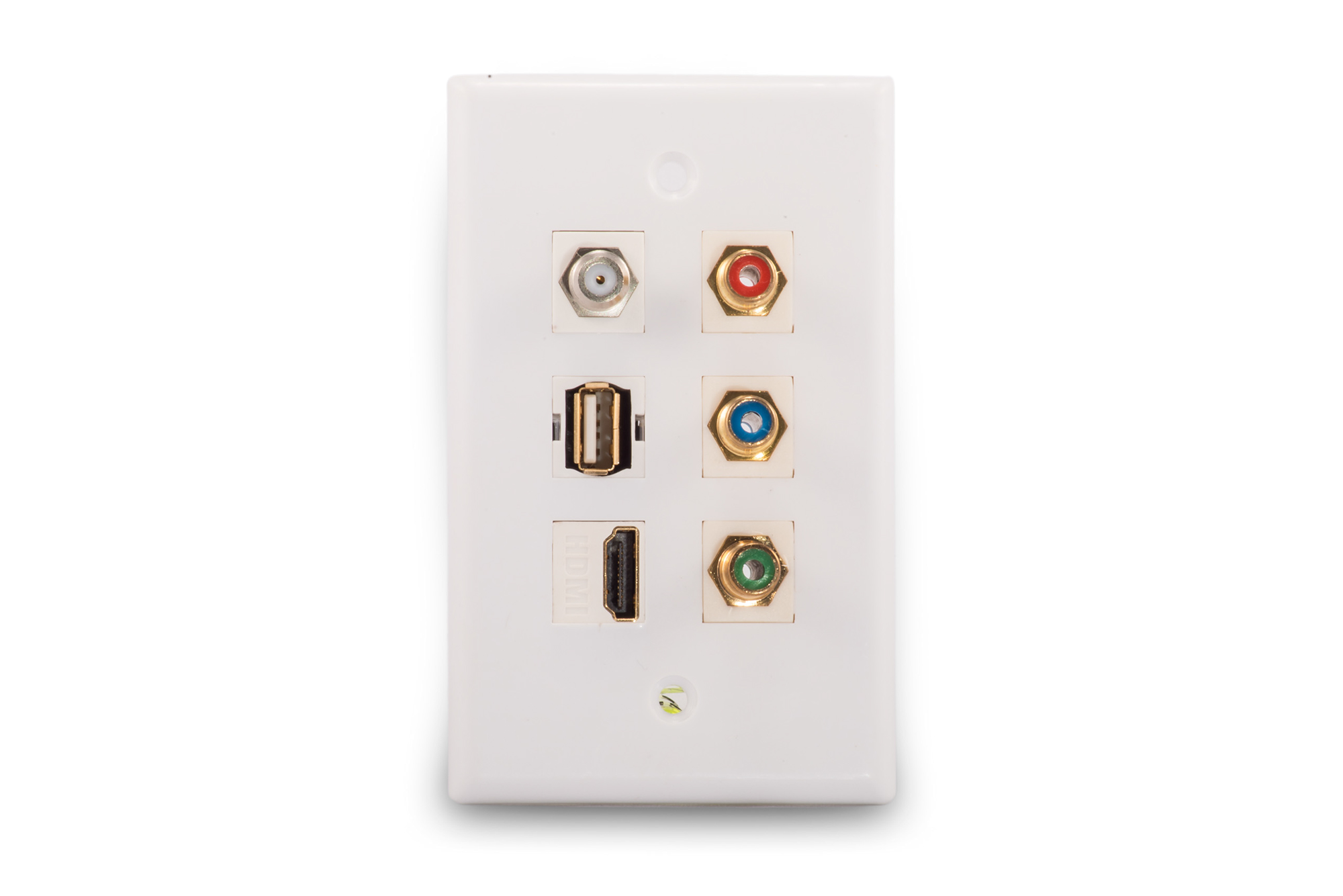 Home Theater Wall Plates | Cables.com