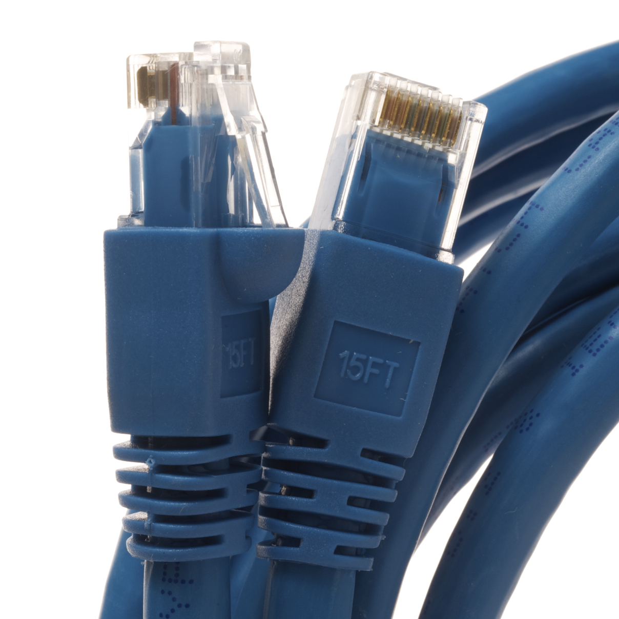 Category 6A Blue Network Cables