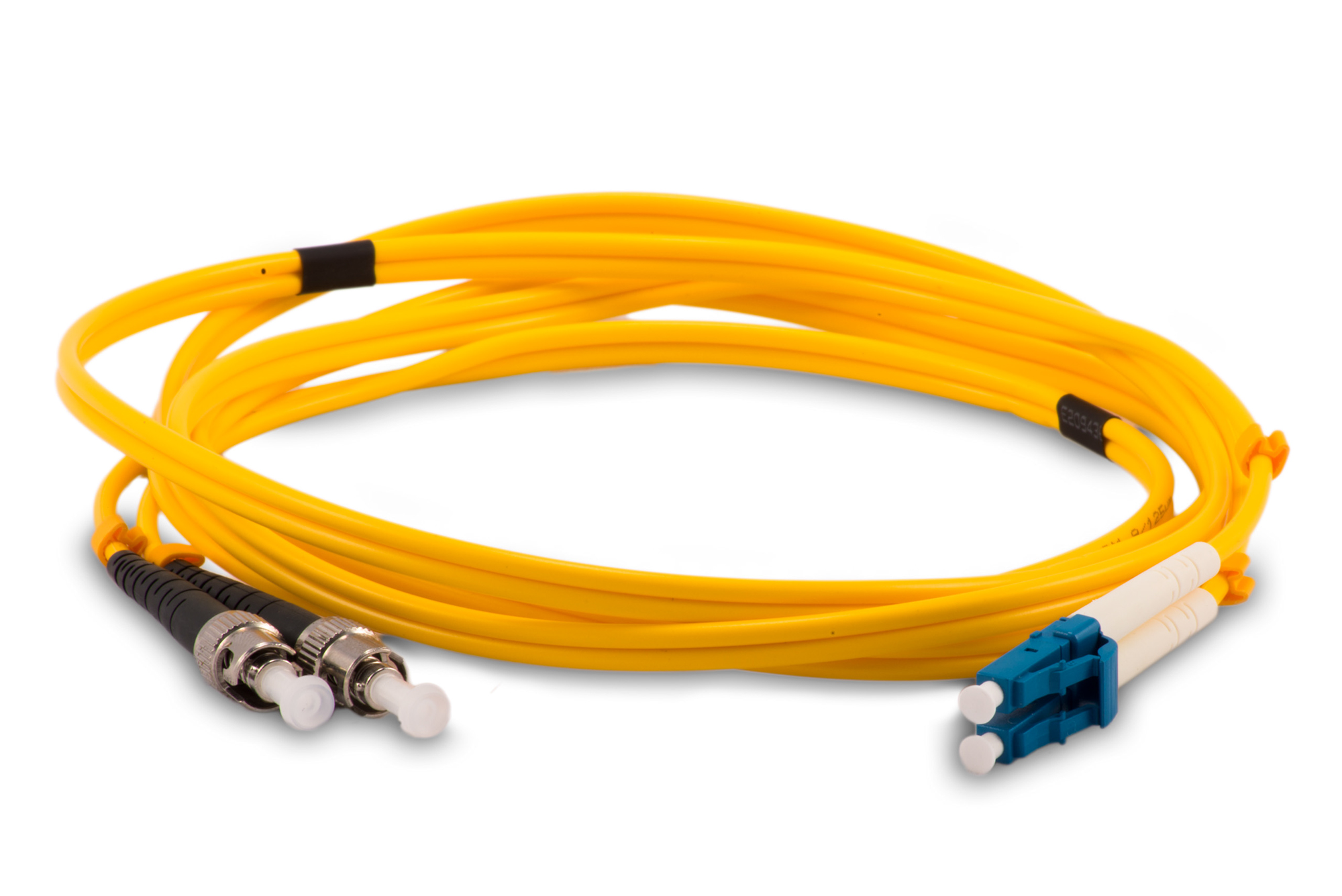 OS1 Single Mode Fiber Optic Cables - OS1 Cables with LC, SC, ST and