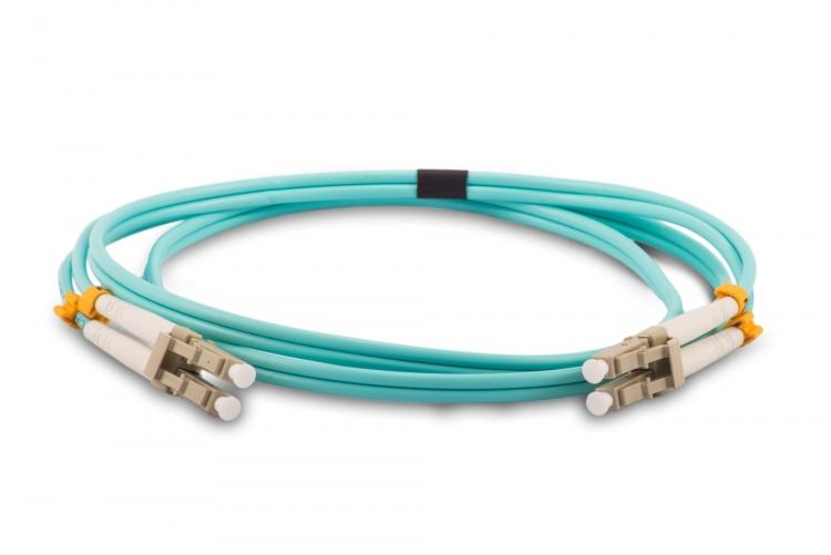 OM3 3M Duplex Multimode Fiber Optic Cable