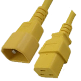 C14 to C19 Yellow 15 Amp