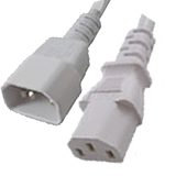 C14 to C13 PDU Cable in Bulk Pack
