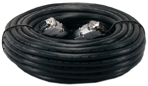 Plenum SVGA Cables